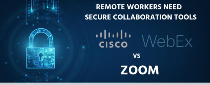 Cisco WebEx vs Zoom